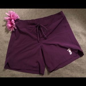 Other - NWT Aubergine Board Shorts 🌷